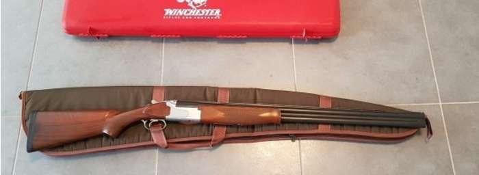 5b9df3890df Fusil Winchester Suprême Sporting calibre12 annonce gratuite Vendée en  Vendee CHASSE